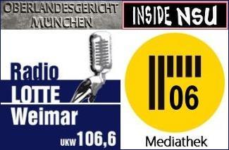 JEZT - RADIO LOTTE Mediathek zum NSU Prozess
