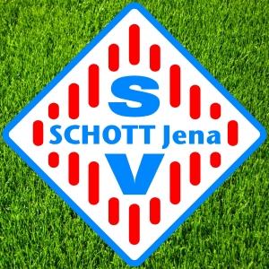 JEZT - Logo des SV SCHOTT Jena