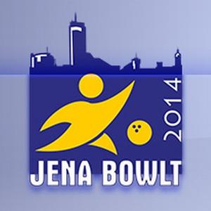 JEZT - Logo von Jena Bowlt 2014 - Roma Bowlers Jena e V