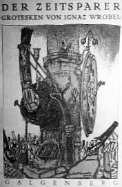JEZT - Der Zeitsparer - Tucholsky 1914 - Foto © MediaPool Jena